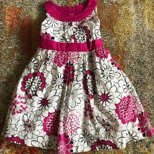 Savannah Toddler Floral Dress
